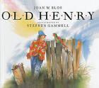 Old Henry by Joan W Blos (Hardback, 1990)