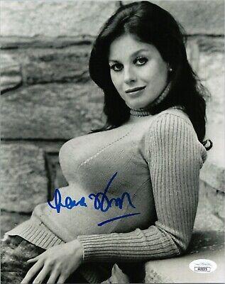 Plenty O/'Toole Signed 8 x 10 photograph of Lana Wood Diamonds Are For Ever 1971 Playboy JSA cert