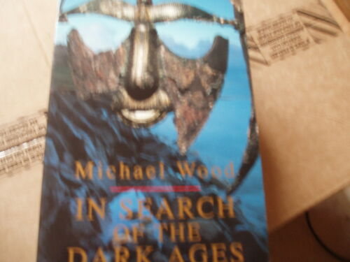 1 of 1 - IN SEARCH OF THE DARK AGES-MICHAEL WOOD-PB-VGOOD