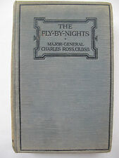 Charles Ross  - THE FLY-BY-NIGHTS (1921) – Tale of the Future