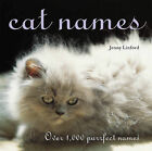 Cat Names: Over 1000 Purrfect Names by Jenny Linford (Hardback, 2006)