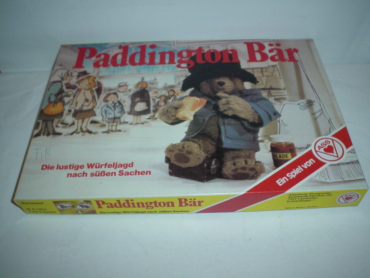 Paddington Bär - Die lustige Würfeljagd nach süßen Sachen - von ASS