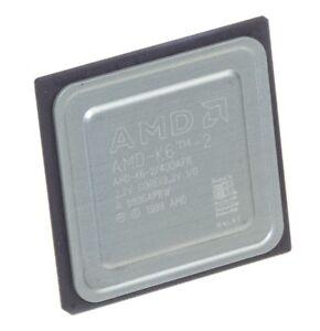 CPU AMD-K6-2/400AFR 400MHz SOCKET 7