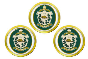 Kitchener-Canada-Marqueurs-de-Balles-de-Golf