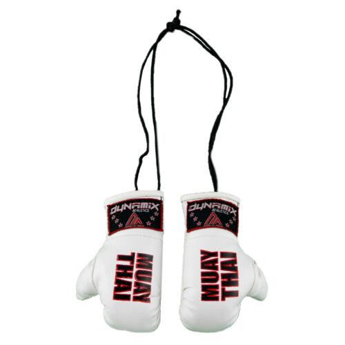 Dynamix Autospiegel Mini Boxhandschuhe Spiegelanhänger Muay Thai Boxen Handschuh
