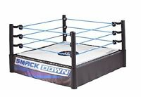Wwe Smackdown Superstar Ring , New, Free Shipping