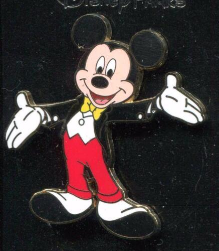 Mickey Mouse in Tuxedo Movie Star Disney Pin 43627