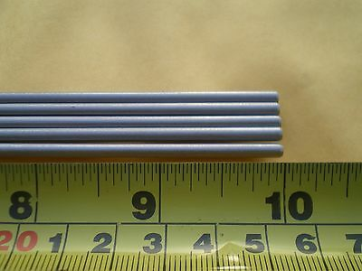 """15 PCS 3.24MM. STAINLESS STEEL ROUND ROD 304 1//8/"""" X 12/"""" LONG .125/"""""""