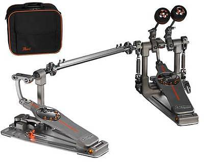 Pearl Demon Drive Double Bass Drum Pedal w/ Case
