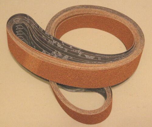 """2/""""x 72/"""" Sanding Belt Cork Non Grit Polishing Belt"""