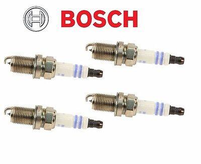 Set of 4 BOSCH OE Fine Wire IRIDIUM Power Performance Spark Plugs # 9654