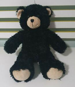 BLACK-BUILD-A-BEAR-40CM-TEDDY-BEAR-BAB