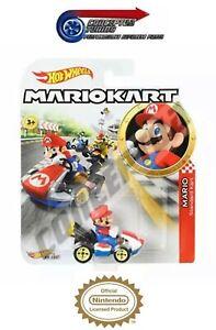 Mario Kart Hot Wheels Toy Cars - Mario Standard Kart - FREE 1st POST