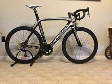 orbea orca gold carbon fiber road bike large