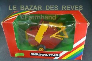 BRITAINS-GB-Botteleuse-ronde-REF-9532-Boite