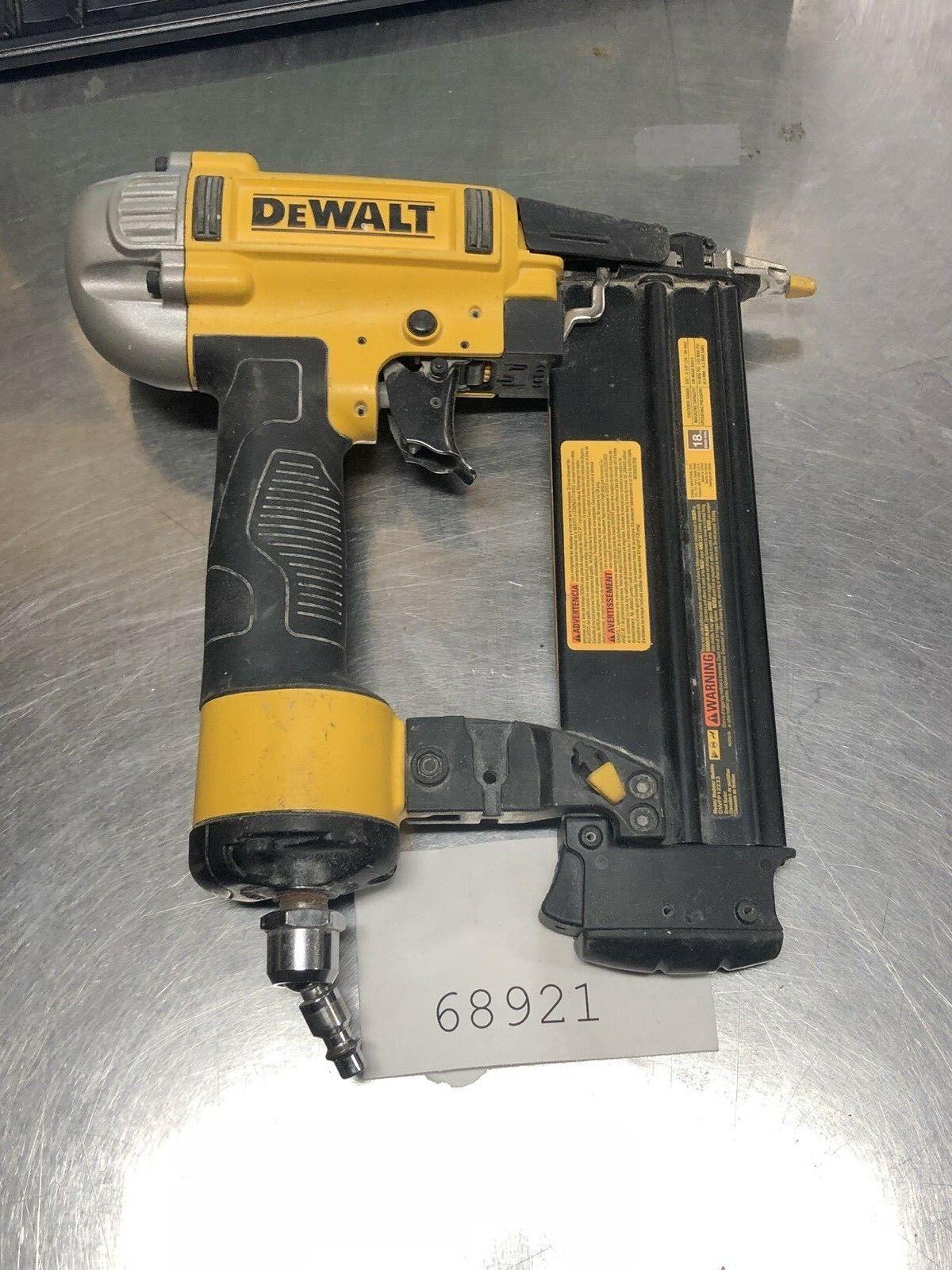 DEWALT Precision Point 18-Gauge 2-1 8 in. Brad Nailer DWFP12233