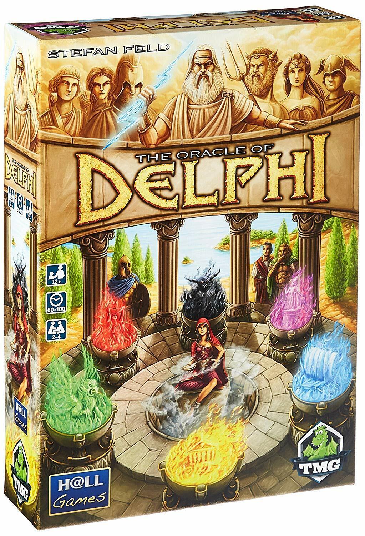 The Oracle of Delphi tavola gioco  Tasty Minstrel giocos BRe nuovo ABUgiocos  tutto in alta qualità e prezzo basso