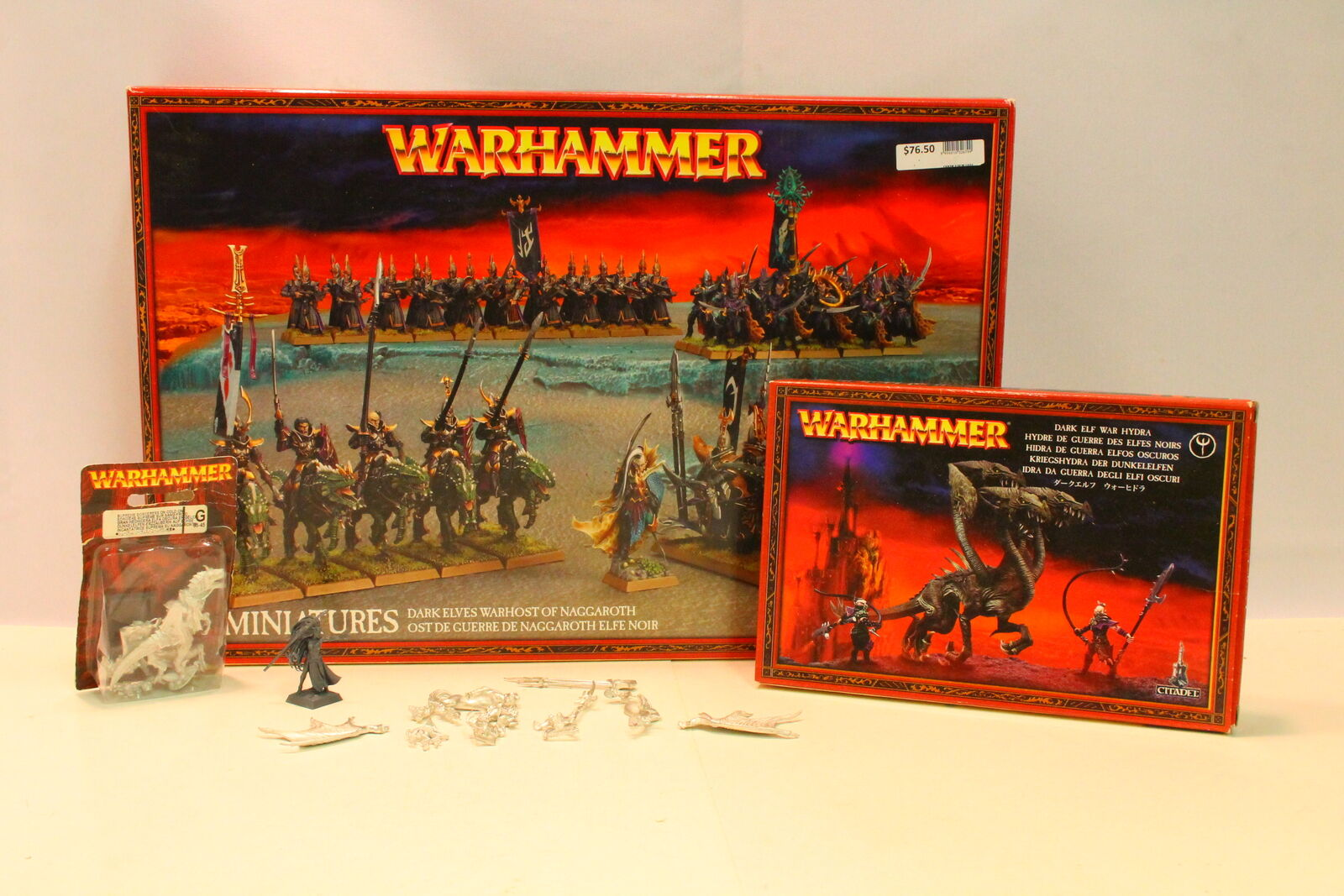 Warhammer Age of Sigmar Darkling Covens Order Serpentis Scourge Privateers Lot