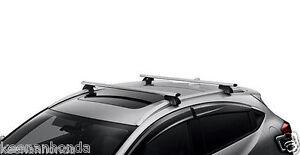 Genuine OEM Honda HR-V Cross Bars 2016 - 2018 HRV ...