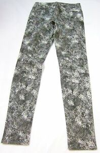 PAIGE-Jeans-Black-White-VERDUGO-Ultra-Skinny-Low-Rise-SIZE-27-x-30