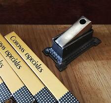 kleiner wunderschöner Zigarrenabschneider, um 1900, Cigar Cutter, TOP Zustand