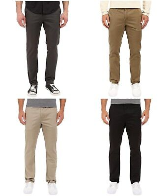 Levis 511 Slim Fit Welt Chinos Mens Flat Front Comfort 2 Way Stretch Twill Pants Ebay