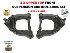 FOR MITSUBISHI MB831036 MR124880 2 x FRONT TOP UPPER SUSPENSION CONTROL ARMS SET