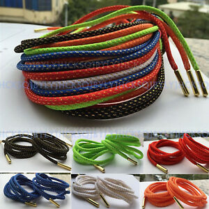 NEW 72 INCH ATHLETIC SHOE LACES COLORS BASKETBALL MENS WOMENS STRINGS BOYS NEONS