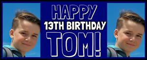 13th-Birthday-Personalised-Banner-Blue-Boys-Age-13-Party-Decorations