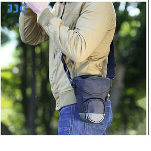 OC-10 Camera Bag Case Fr Canon 80D T6I T7I 6D D7500 D7200 D3400 D3500 A7 A7R A7S