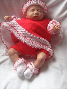 4a7107680 Honeydropdesigns   Lil Angel   PAPER KNITTING PATTERN   0-3 Months ...
