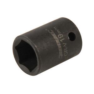 Impacto-Socket-1-2-034-unidad-metrica-de-6Pt-19Mm-zocalos-de-ingenieria-mecanica