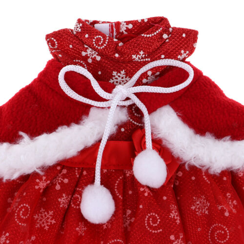Set of Doll Christmas Clothes Set Fits 18 Inch AG American Doll Dolls Dress up