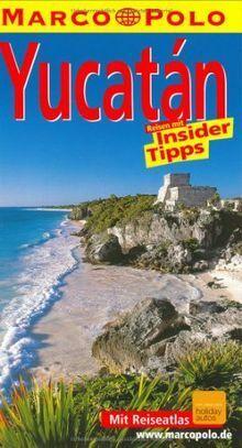 Marco Polo, Yucatan von Manfred Wöbcke | Buch | Zustand gut
