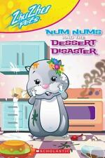 Num Nums and the Dessert Disaster by Inc. Staff Scholastic (2010, Paperback)