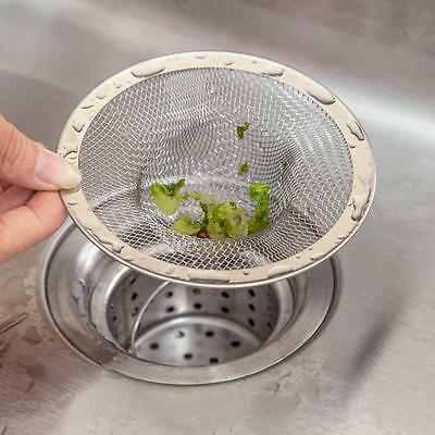 2016 Kitchen Sink Strainers Stainless Steel Basket Drain Protector Y3