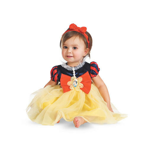 Disney Baby Princess Snow White Dress Costume Size 12-18 Months 2 ...