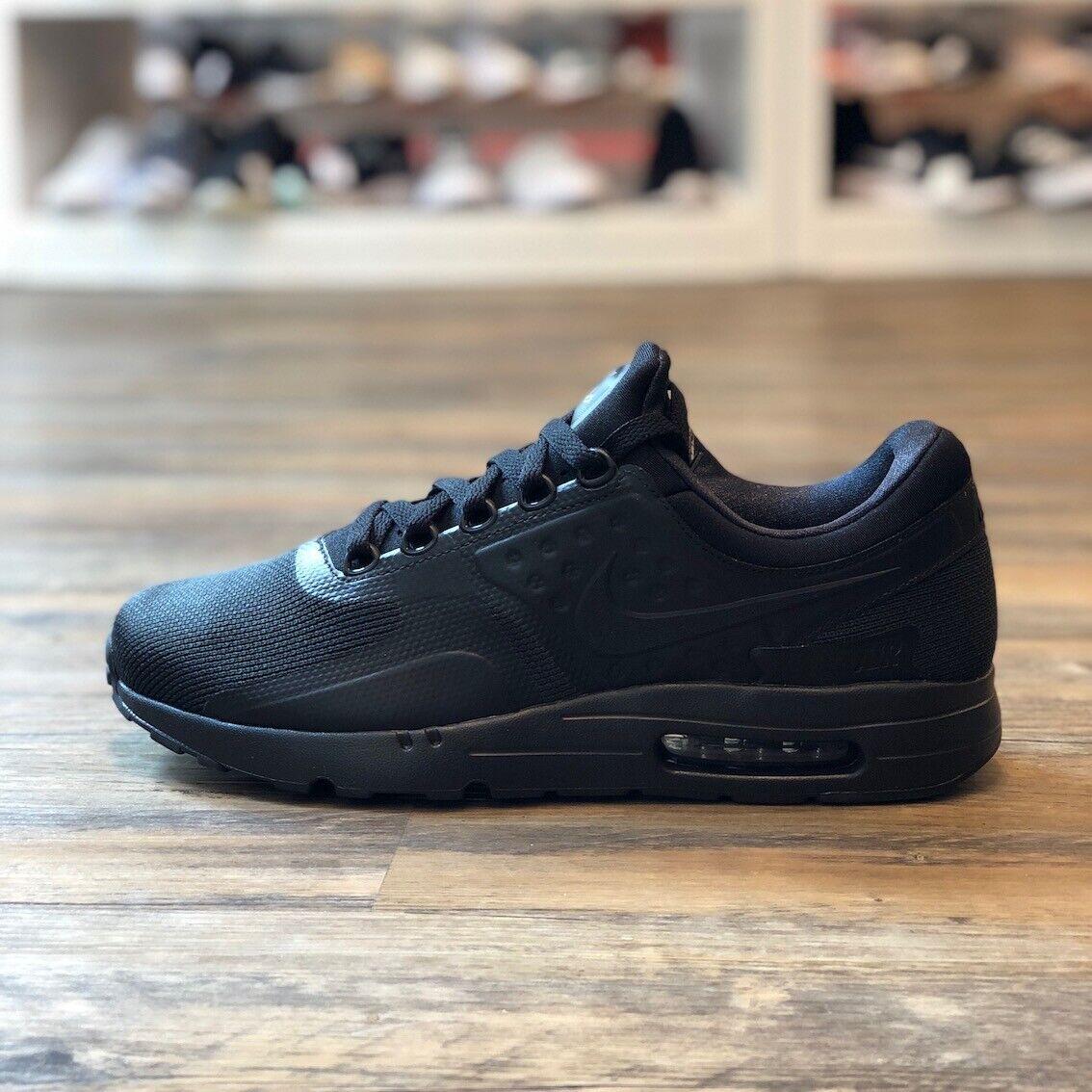 Nike Air Max Zero Essential Gr.41 Schuhe Turnschuhe Turn schwarz Neu 876070 006