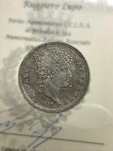 1-Lyre-1813-RR-Joachim-Napoleon-Royaume-des-Due-Sicile-Avis-D-Expert