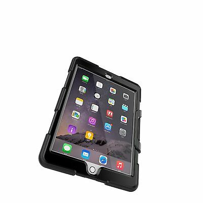 Outdoor Cover für Apple iPad Air 2 9,7 Zoll Hybrid Case Etui Tasche Bag Camping