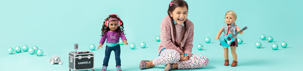 Shop Event For Your Girl's American Girl Save on accessories direct from the brand.