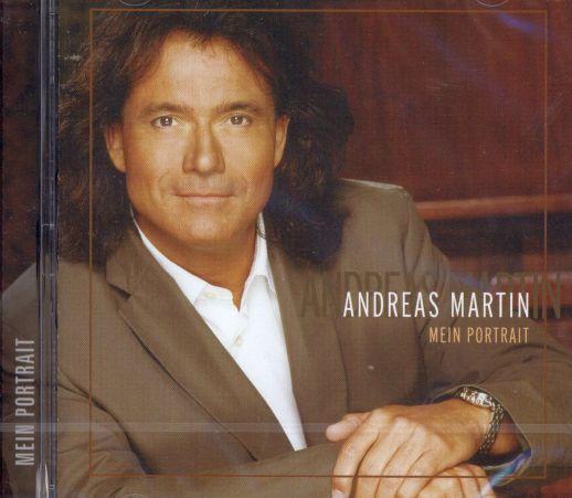 CD - Andreas Martin - Mein Portrait