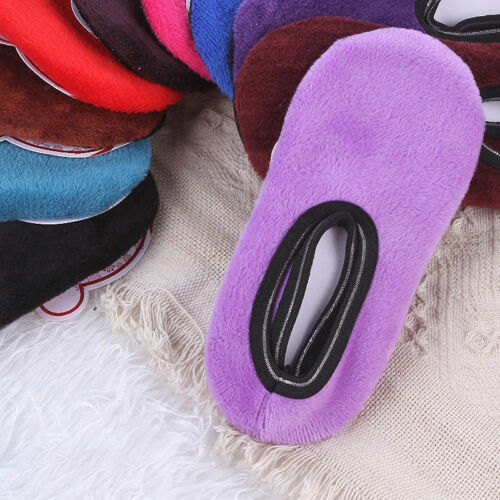 Women Slipper Socks Indoor Floor Anti Slip Ankle Low Cut Breathable Winter Sock