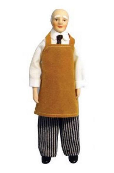 """Generoso Sa-dollshouse Dp148 Bambola """"venditore"""" 1:12 Per Casa Delle Bambole Nuovo! # Acquista Sempre Bene"""