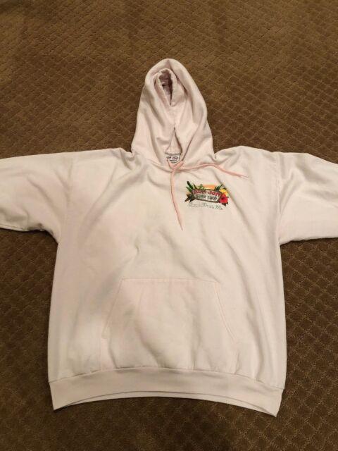 bae61036d4 RON JON SURF SHOP Cocoa Beach, Florida Men's Hoodie/Hooded Sweatshirt XL  Pink