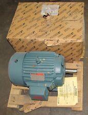 RELIANCE XEX L 213T P21G3392-10 L BLW AK P21G3392C 7.5 HP 230/460V 3PH MOTOR NIB