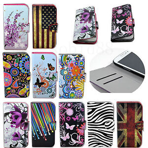 Flip-Stand-Wallet-Protective-Leather-Cover-Case-For-Samsung-Galaxy-S3-Mini-S4-S5