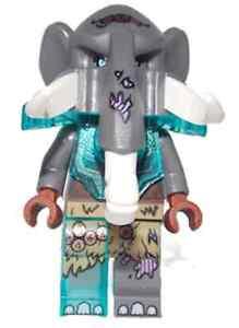 Lego Legends of Chima Mottrot Figur Neu Elefant Motrot Elefantenkopf