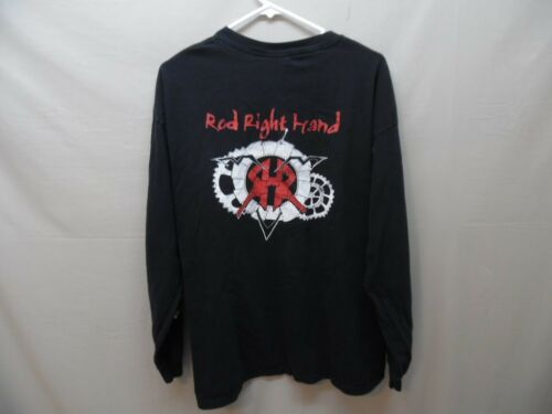 Men's Vintage Red Right Hand Nick Cave and the Bad