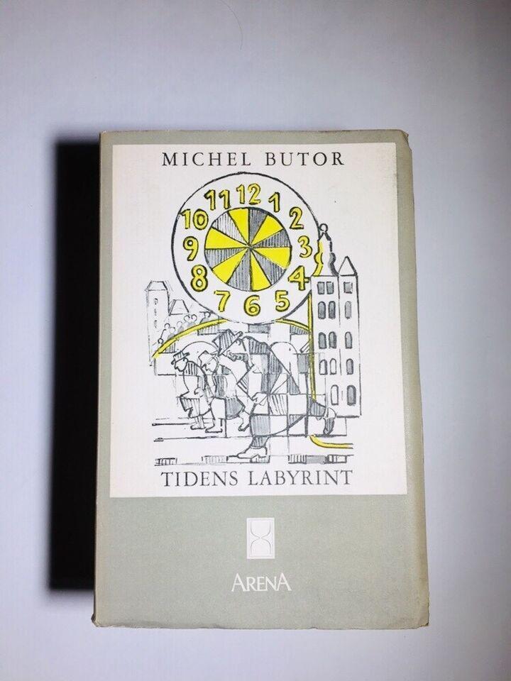 Tidens labyrint, Michel Butor, genre: roman